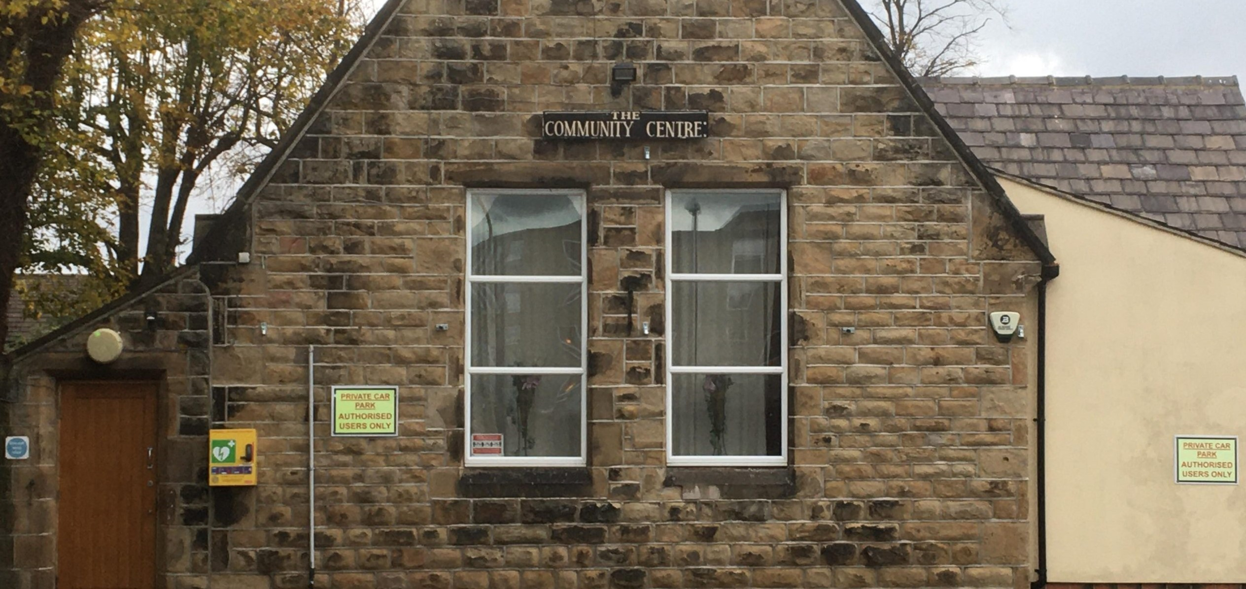 Roberttown Community Centre